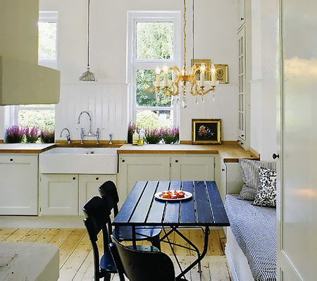 Scandinavian Kitchen series